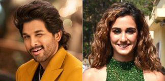 Allu Arjun has a special fan in Disha Patani