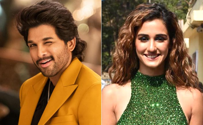 Disha Patani Is Awestruck By 'Ala Vaikunthapurramuloo' Star Allu Arjun's Dance, Their Convo is Unmissable