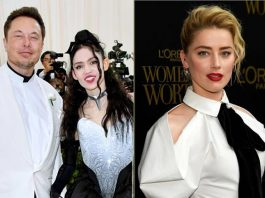 Amid Amber Heard LEAKED Pics, Elon Musk Calls It Quits With Pregnant GF Grimes?