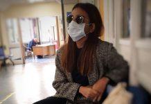 Amidst Coronavirus Lockdown Radhika Apte Visits Hospital