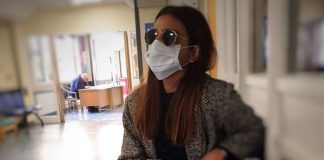 Amidst Coronavirus Lockdown Radhika Apte Visits Hospital
