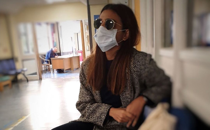 Amidst Coronavirus Lockdown Radhika Apte Visits Hospital, The Actress Reveals Why