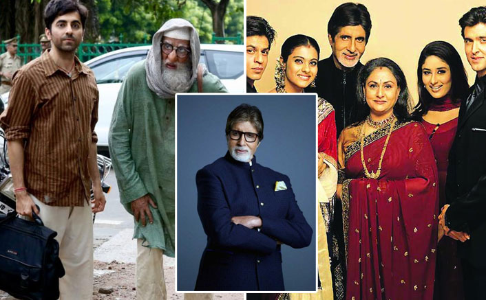 Amitabh Bachchan Opens Up About Coining K3G, Plans On Doing The Same For Gulabo Sitabo