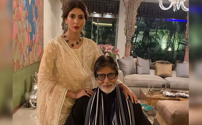Amitabh Bachchan Proves He's Daddy Goals Yet Again! Thanks Fans For Celebratory Wishes On Daughter Shweta Bachchan's Birthday