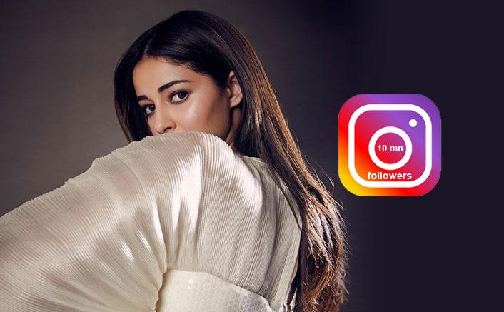 WHOA! Ananya Panday Touches 10 Million Milestone On Instagram