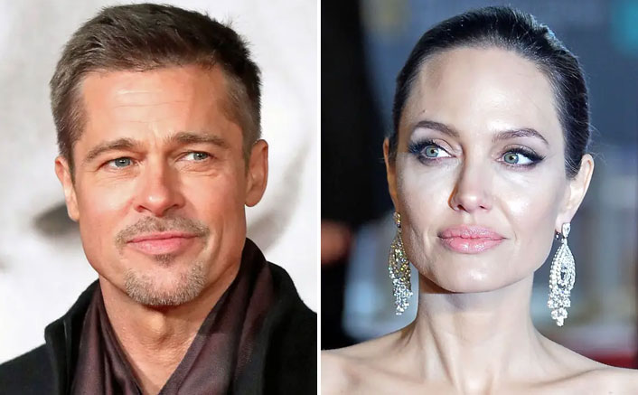Angelina Jolie & Brad Pitt Reunite To Legally Make THIS Mutual Agreement!