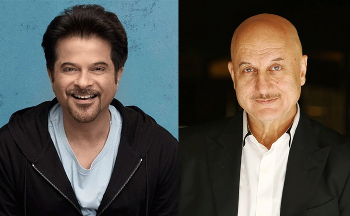 Anupam Kher Is Missing His Best Friend & Neighbour Anil Kapoor But Feels Distancing Today Will Bring The World Together Tomorrow