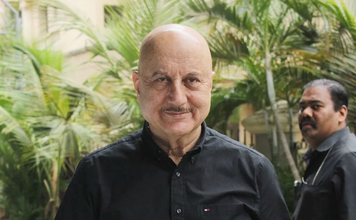 Anupam Kher: Success is not what you have achieved