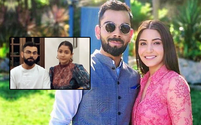 Here's What Virat Kohli & Anushka Sharma Have To Say Regarding The Coronavirus Threat