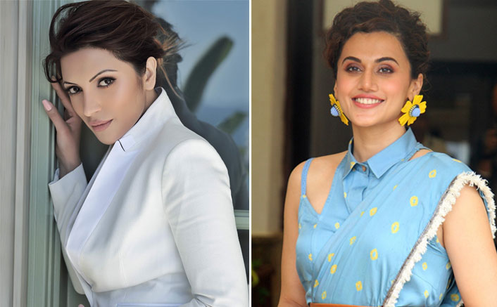 Shama Sikander Reveals Her Women's Day Plans & It Has A Taapsee Pannu Connection!