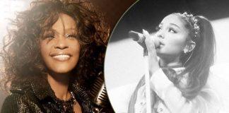 Ariana Grande sings Whitney Houston hit in COVID-19 isolation