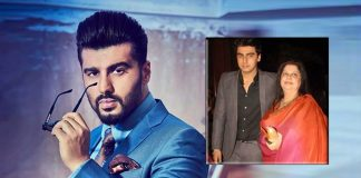 Arjun Kapoor pens emotional note on mother's eighth death anniversary