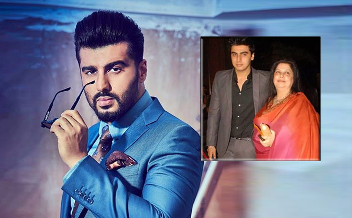 Arjun Kapoor's Note To Late Mother On Being Away During Her Chemotherapy Is Leaving Us In Tears!