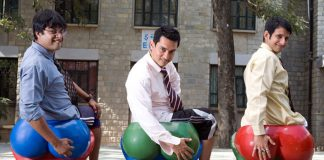 As a theatre in Japan shuts down, the last movie they played was Rajkumar Hirani's 3 idiots!