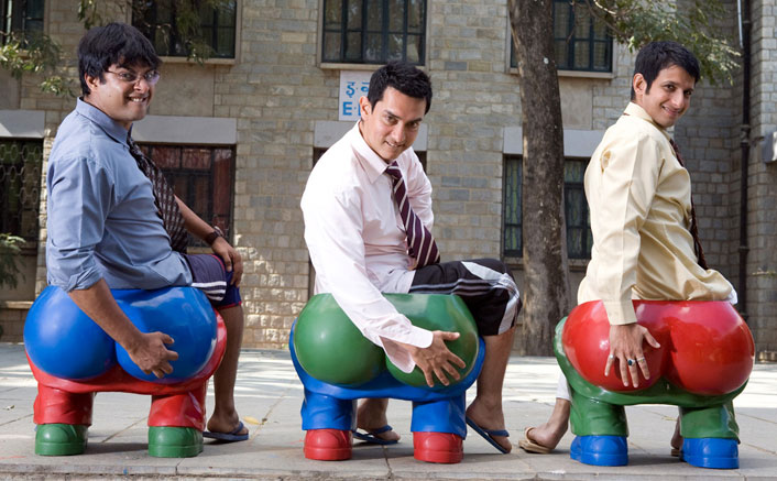 Aamir Khan's 3 Idiots Becomes The Last Film For A Theatre In Japan & It Went HOUSEFUL