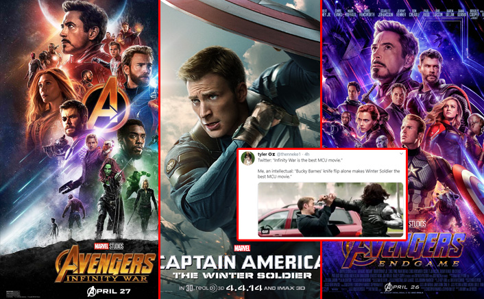 As #InfinityWar Trends, Twitter Fights Which Is Better - Avengers: Infinity War, Avengers: Endgame Or Captain America: The Winter Soldier!