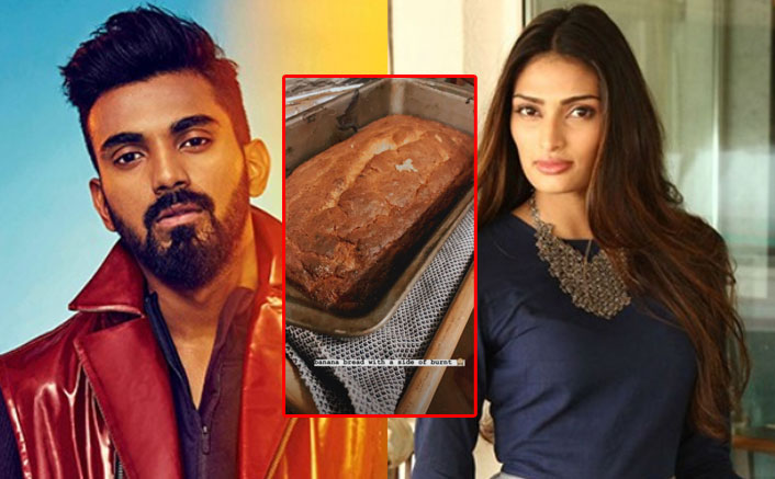 Athiya Shetty Bakes A Cake For Rumoured Beau KL Rahul & His Reaction Will Leave You In Splits!