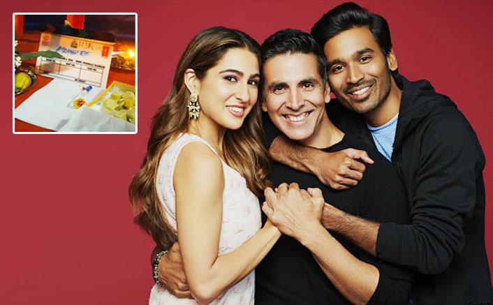 Atrangi Re: Akshay Kumar, Sara Ali Khan & Dhanush Starrer's Filming Journey Starts Today