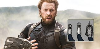 Avengers: Infinity War: These Unseen Wakandan Shield Made For Chris Evans AKA Captain America Will Blow Away Your Mind!