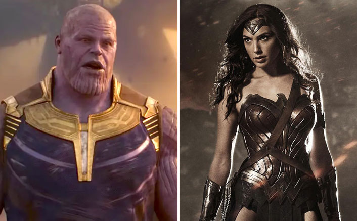 Avengers' Thanos VS DC's Wonder Woman? THIS Video Has Made Our Dreams Come True!