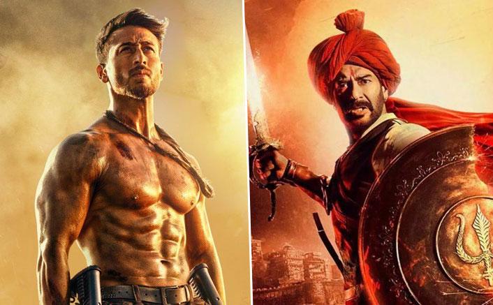 Baaghi 3 Box Office: 90.67 Crores VS Week 1 Of Ajay Devgn's Tanhaji