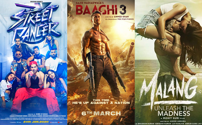 Baaghi 3 Box Office VS 2nd Weekend Of 2020 Releases - Film Crashes Due To The Coronavirus Pandemic; Scores Lower Than Street Dancer 3D & Malang