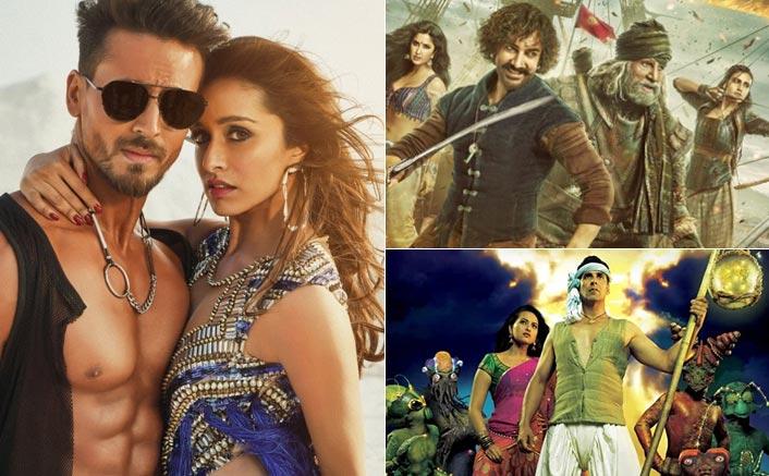 Baaghi 3: Tiger Shroff's Actioner Fares Lower Than Aamir Khan's Thugs Of Hindostan, Akshay Kumar's Joker & Others In IMDb Ratings!