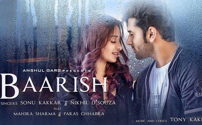 Baarish Ft. Mahira Sharma-Paras Chhabra Is OUT & It's Heartbreaking Yet Mesmerizing!