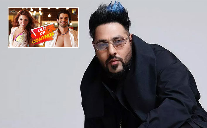 Rapper Badshah Goes 'Out Of Control' For Brother Sahil Arya