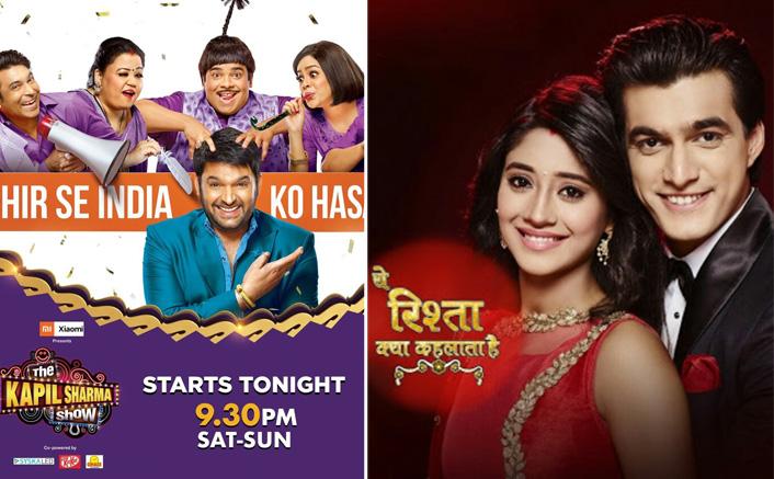 BARC Report Week 10 (2020): The Kapil Sharma Show Surpasses Yeh Rishta Kya Kehlata Hai In TV Rankings!