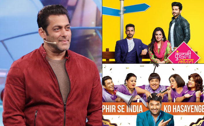 BARC Report Week 8 (2020): The Kapil Sharma Show Is Out Of Top 10; Kundali Bhagya Replaces Bigg Boss 13