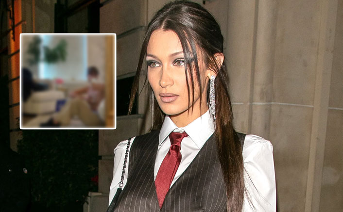 Bella Hadid Goes Topless To Spread Effective Awareness Of COVID-19; See Pic!