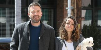 Ben Affleck, Ana de Armas quarantine together