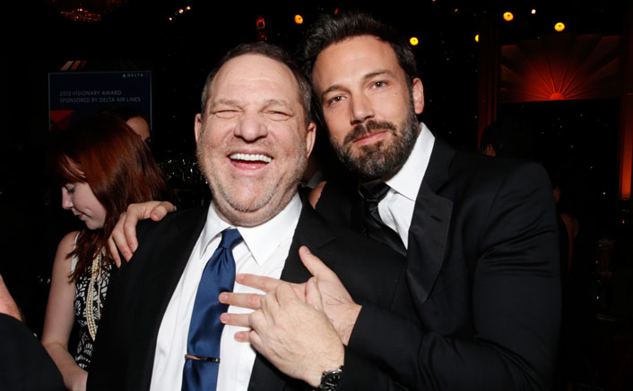 Justice League Actor Ben Affleck Amongst 70 Others On Harvey Weinstein's Red Flag List!
