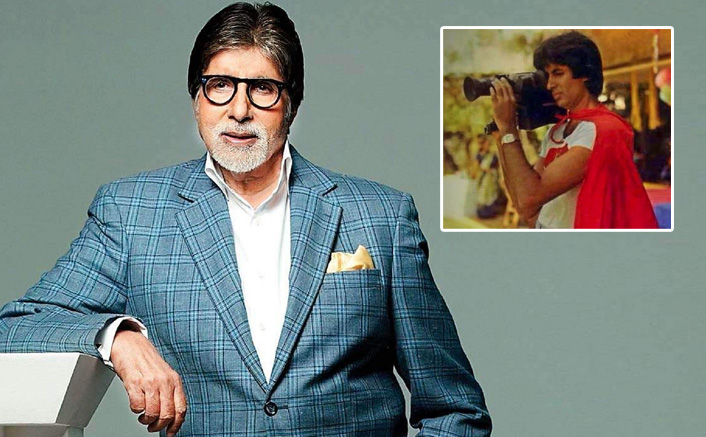 Amitabh Bachchan Shared A Throwback Pic From Abhishek Bachchan's Fancy Dress Birthday Party & Here's What He Was Up To
