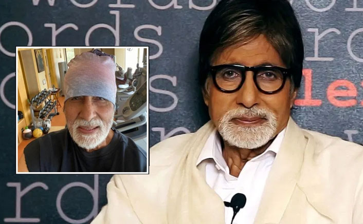 Big B works out at home, asks fans to keep 'the gym going'