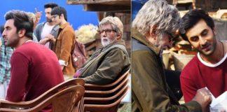 Big B wraps up shooting for 'Brahmastra'