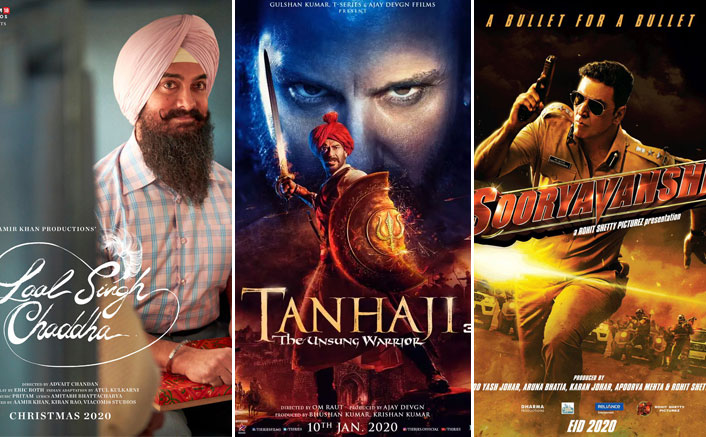 Box Office: After Tanhaji Storm, Which One Is The Next In 2020? Will It Be Sooryavanshi Or The Wait Is Longer Till Laal Singh Chaddha?