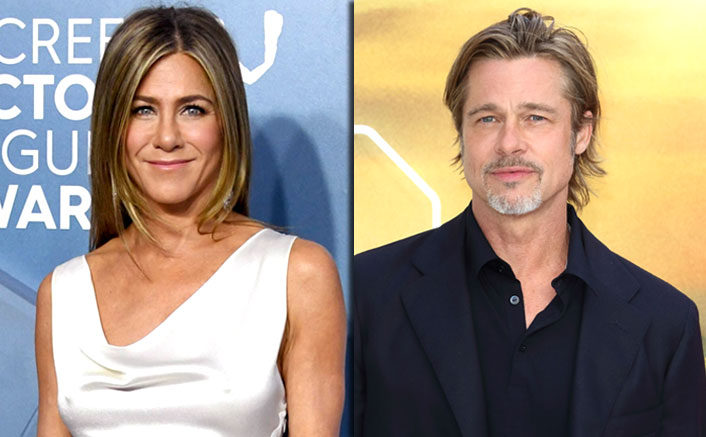 Brad Pitt & Jennifer Aniston 'Struggling' To Hide Their Feelings, Planning To Adopt A Baby?