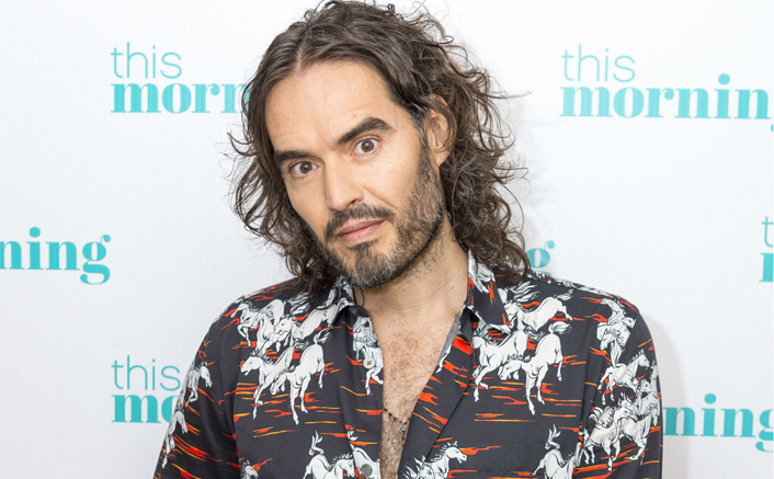Amidst Coronavirus Pandemic, Comedian Russel Brand Finding It 'Increasingly Impossible' To Manage Mental Health Issues