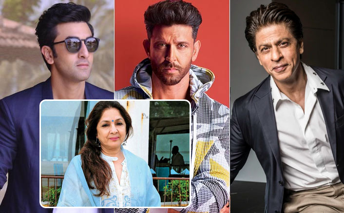 "BREAKING! Neena Gupta: ""Why Can't I Be Opposite Shah Rukh Khan Or Hrithik Roshan? I Can Romance Ranbir Kapoor Too"""