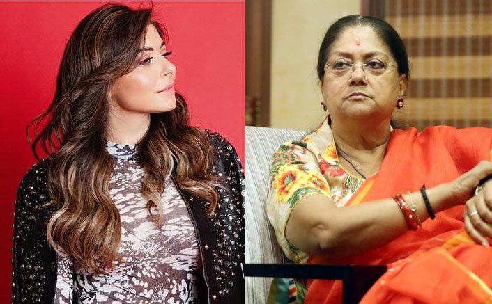 Kanika Kapoor Coronavirus Row: Vasundhara Raje Confirms Being Present At The Party With Son Dushyant Singh
