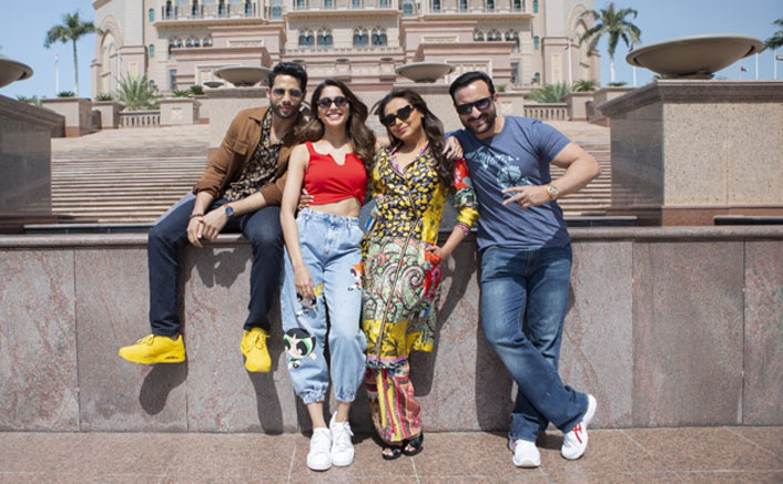 Bunty Aur Babli 2: Saif Ali Khan, Rani Mukerji, Siddhant Chaturvedi & Sharvari Wrap Up The Abu Dhabi Schedule On A Stylish Note!