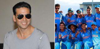 'Chakde phatte': Akshay Kumar to Indian women's cricket team