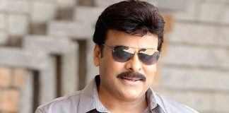 #Chiru152: Chiranjeevi Accidently Discloses The Title Of His Next Social Drama At A Pre-Release Event: Video Inside
