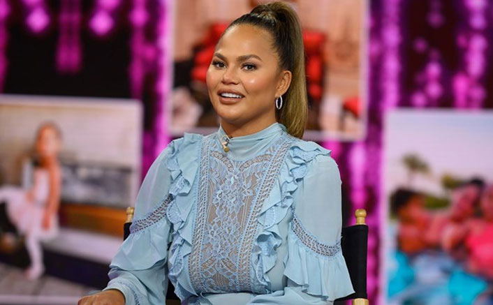 "Chrissy Teigen On Childbirth Experience: ""My V*gina Was Ripped To My A****le..."""