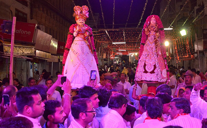 Gangaur Festival Fails To Make A Mark For The First Time In 3 Centuries Due To Current Disastrous Situation