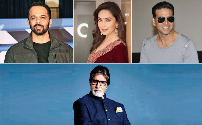 Coronavirus Pandemic: Amitabh Bachchan, Akshay Kumar & Others Come Together To Create Awareness In A Rohit Shetty Directed Video