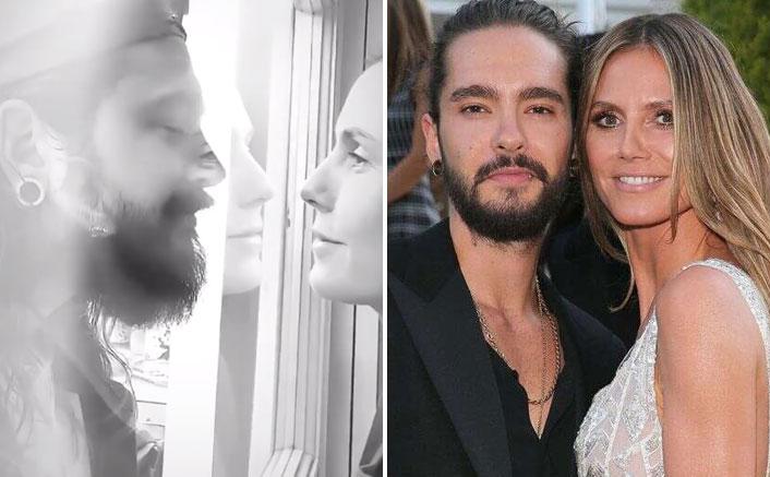 Coronavirus Pandemic: Heidi Klum Kissing Husband Through A Glass Window Will Melt Your Hearts