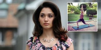 Fitness Enthusiasts! Tamannaah Bhatia Shows How To Utilise Quarantine Time By Practicing Yoga At Home